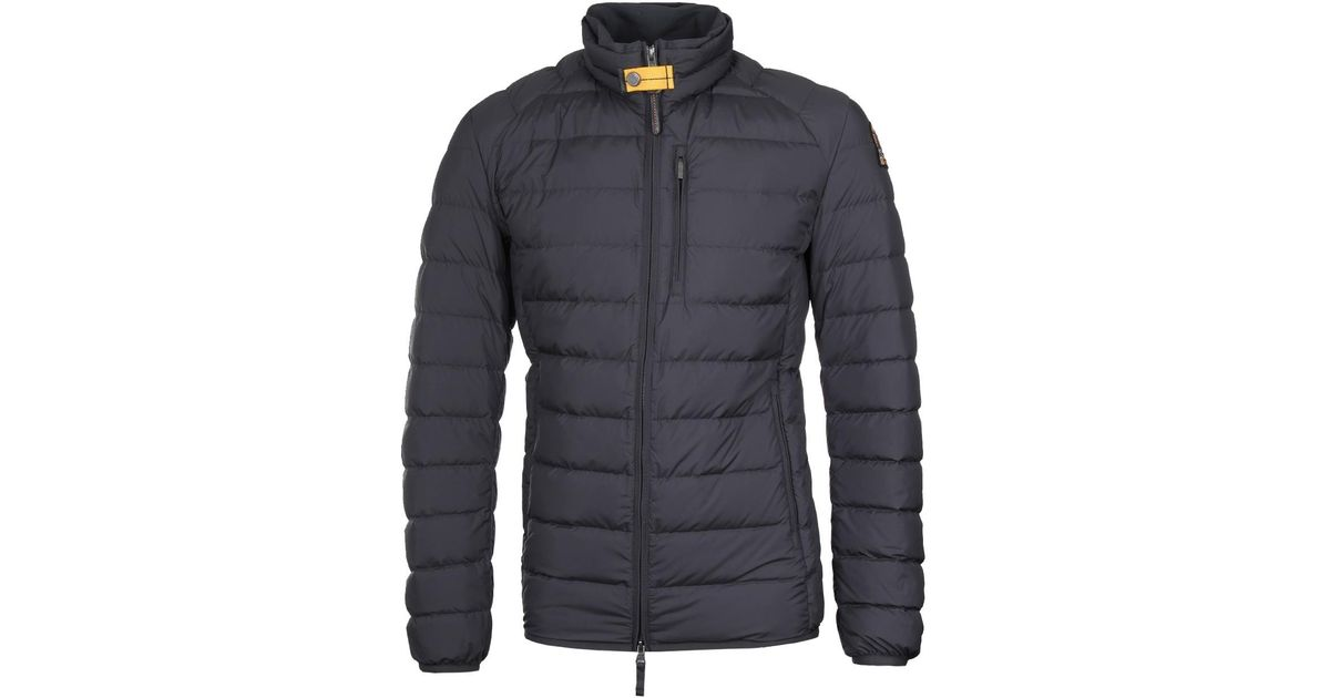 d2254fc1 ... buy parajumpers asphalt grey lightweight down ugo jacket in gray for  men lyst bb05f f2cb0 ...