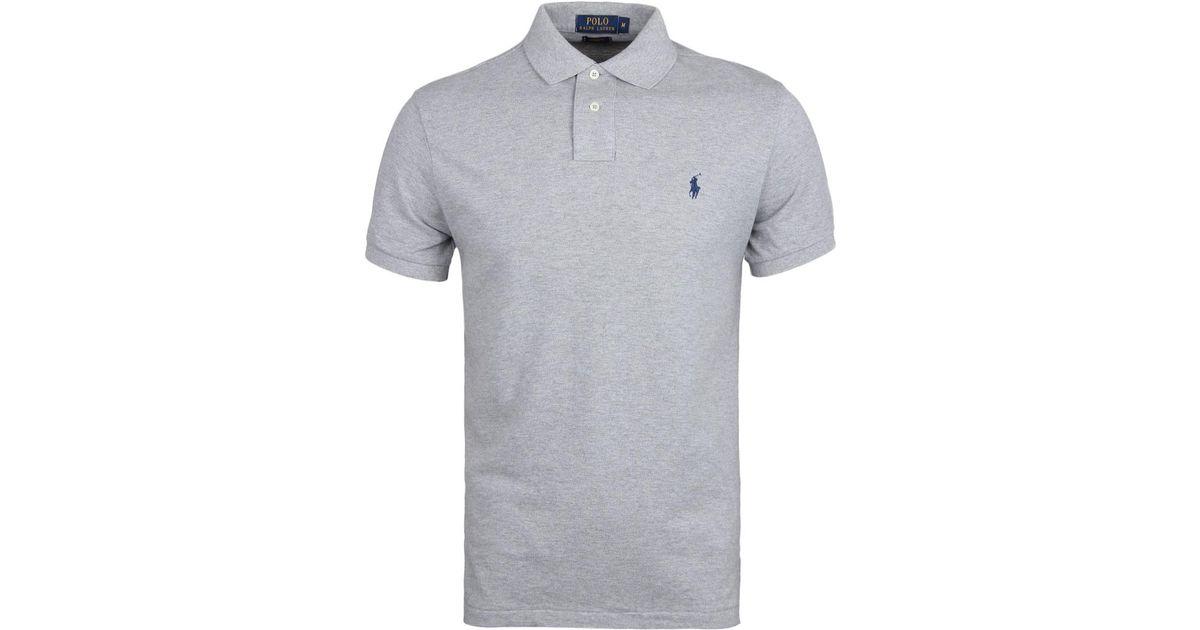 Polo Gray Lauren Ralph For Men Shirt Heather Andover zMGqUpSV
