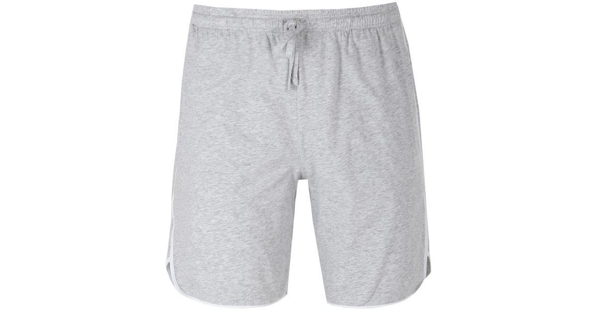 5332959d8 Lyst - BOSS by Hugo Boss Boss Mix&match Grey Shorts in Gray for Men