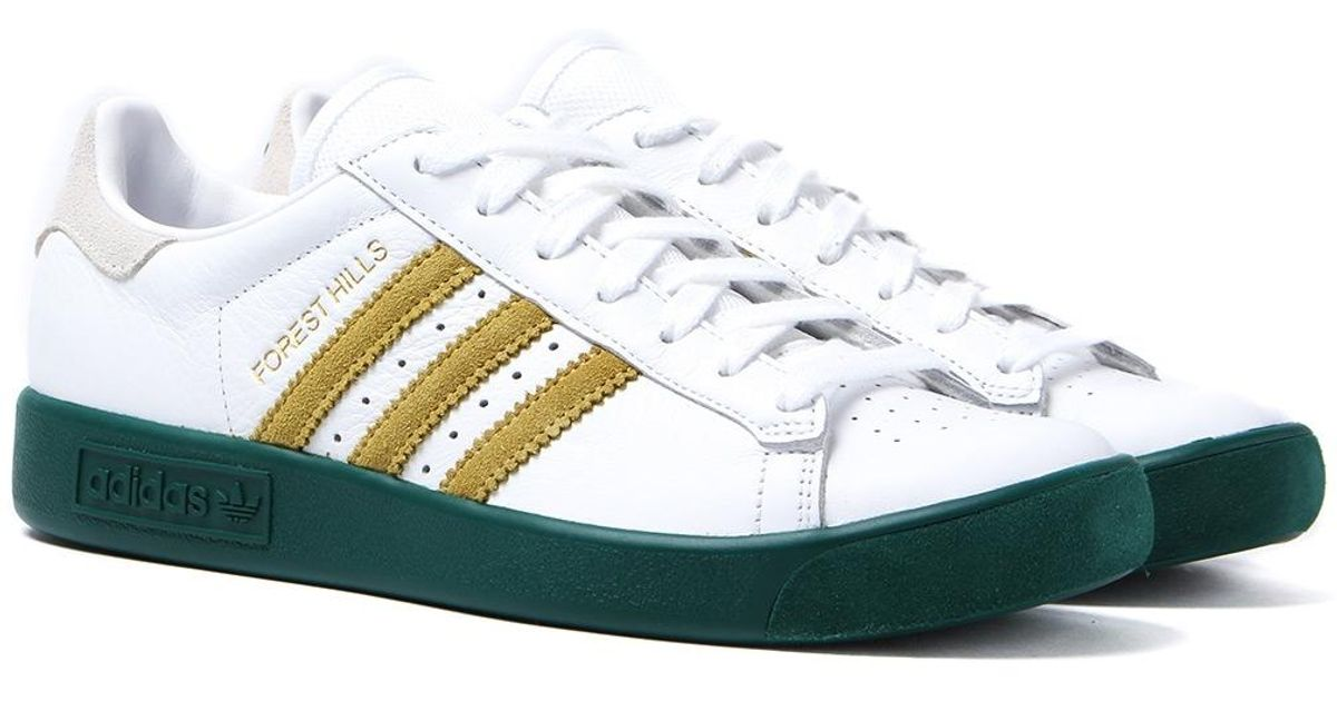 forest hills trainers white