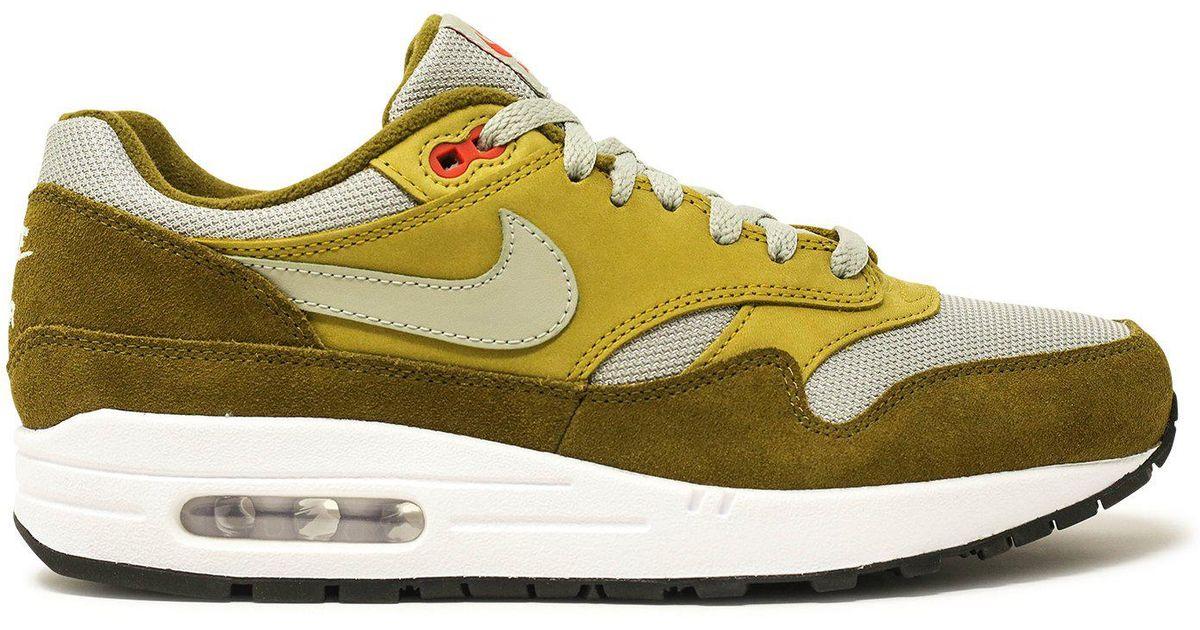 Nike Air Max 1 Green Curry