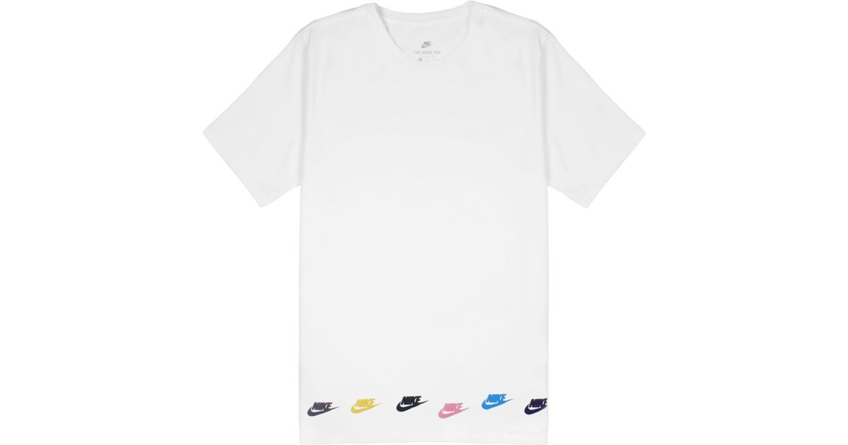e3492531 Nike Sean Wotherspoon Logo T-shirt in White for Men - Lyst