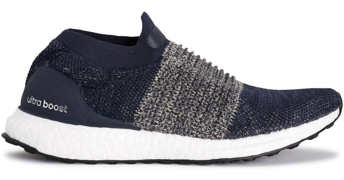 5494d1798 Lyst - adidas Originals Ultraboost Laceless in Blue for Men