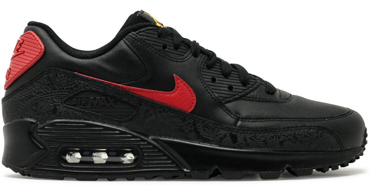 abe862cf12c6f Lyst - Nike Air Max 90  chinese New Year  in Black for Men