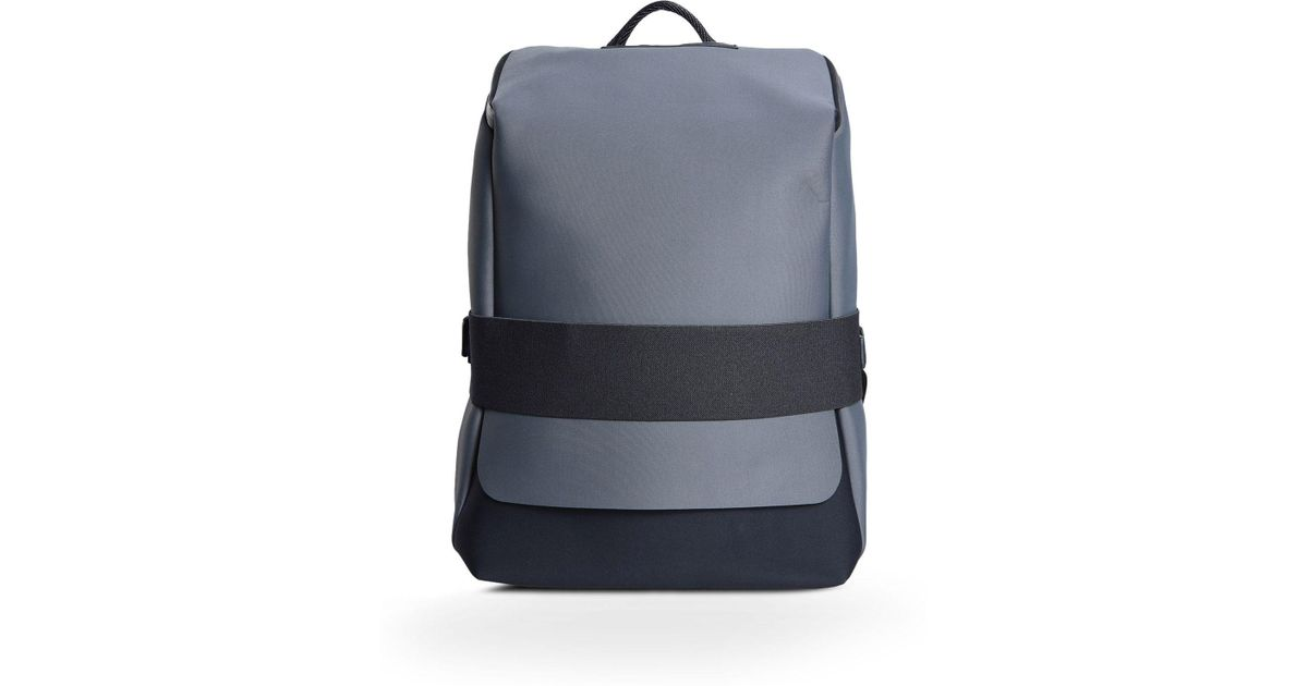 92e5c11dc1 Lyst - Y-3 Qasa Backpack Small in Gray for Men