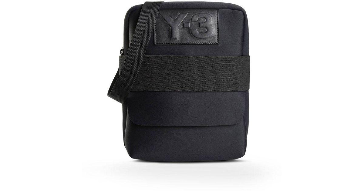 626b45b29f17 Lyst - Y-3 Qasa Porter Bag in Black for Men