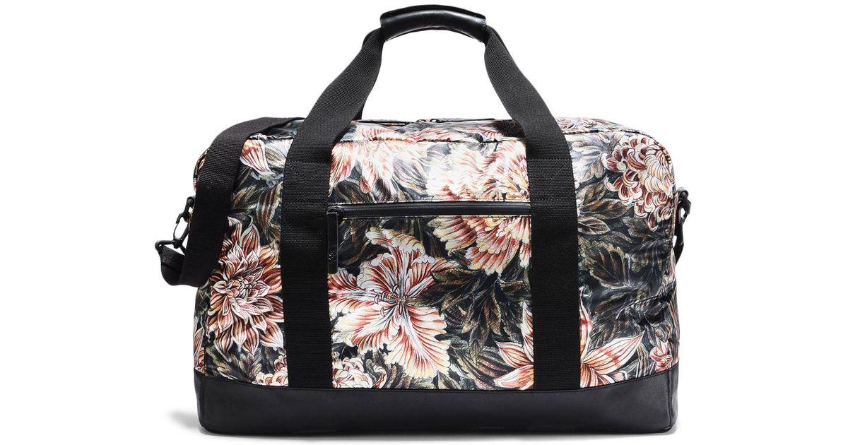 d40ac9036f0b Lyst - Y-3 Aop Weekender Bag in Black for Men