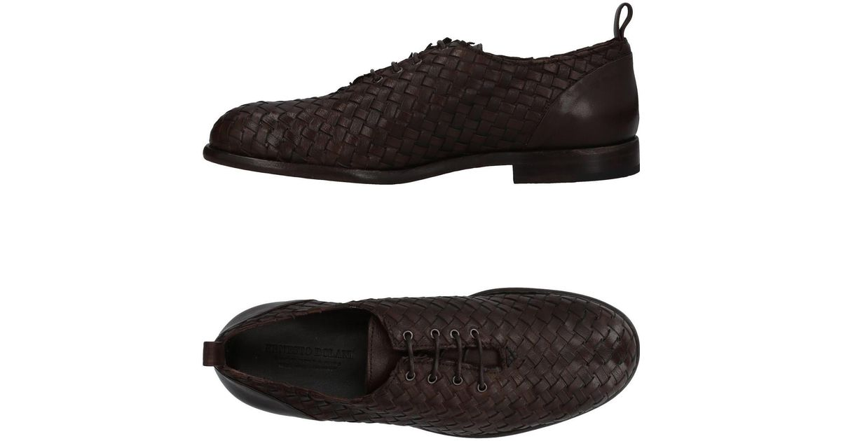FOOTWEAR - Lace-up shoes Ernesto Dolani VI0AY