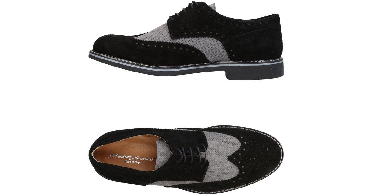 FOOTWEAR - Lace-up shoes Alberto Moretti d0JK1RTLB