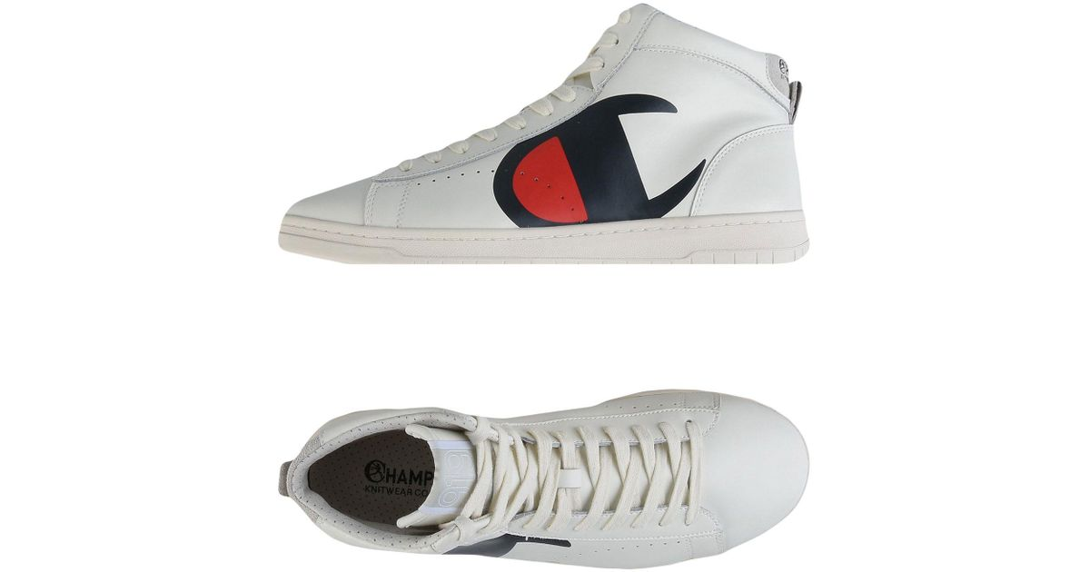 Champion Leather High-tops \u0026 Sneakers