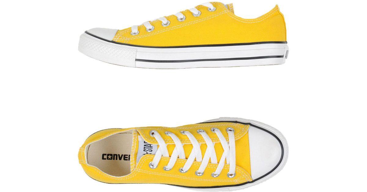 Converse Canvas Low-tops \u0026 Sneakers in