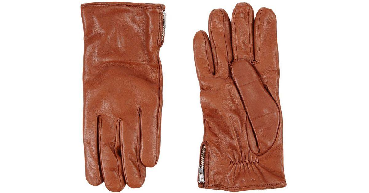 181d56258b6ab5 Lyst - Royal Republiq Handschuhe in Braun für Herren
