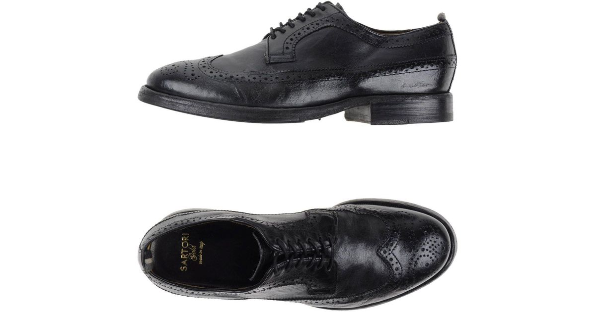 Sartori Chaussures À Lacets Or J1ghKhph