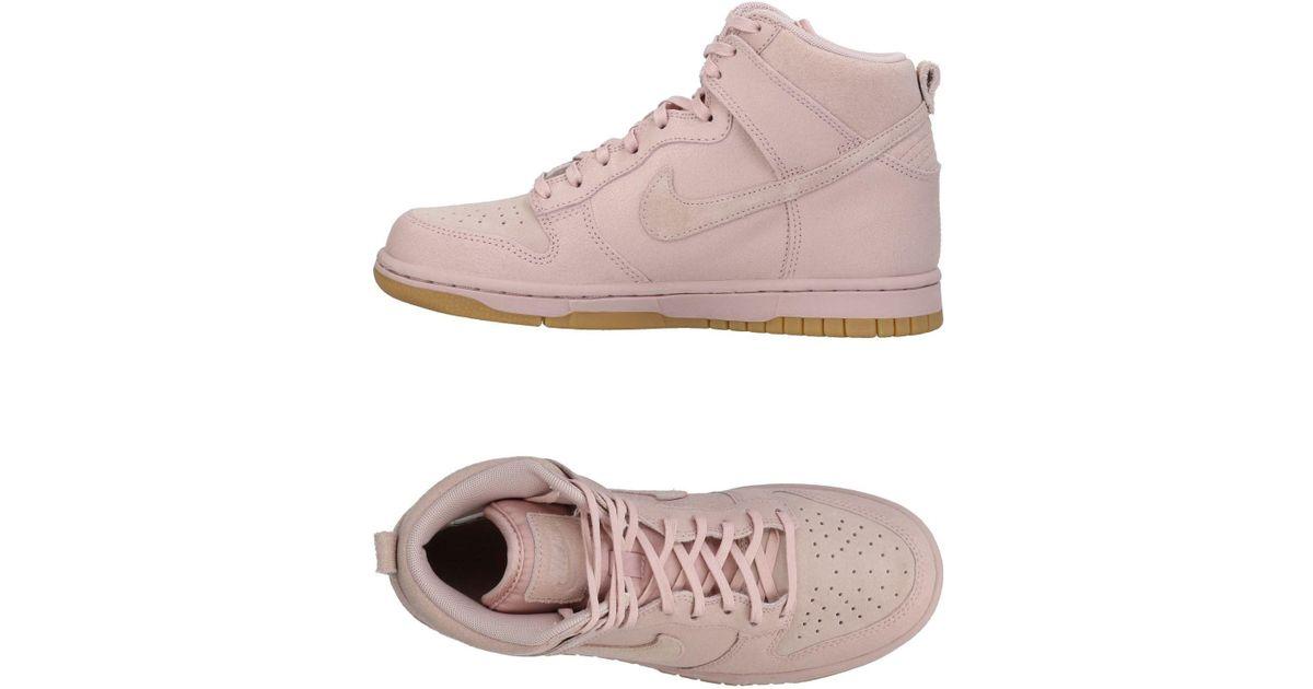 Nike Suede High-tops \u0026 Sneakers in
