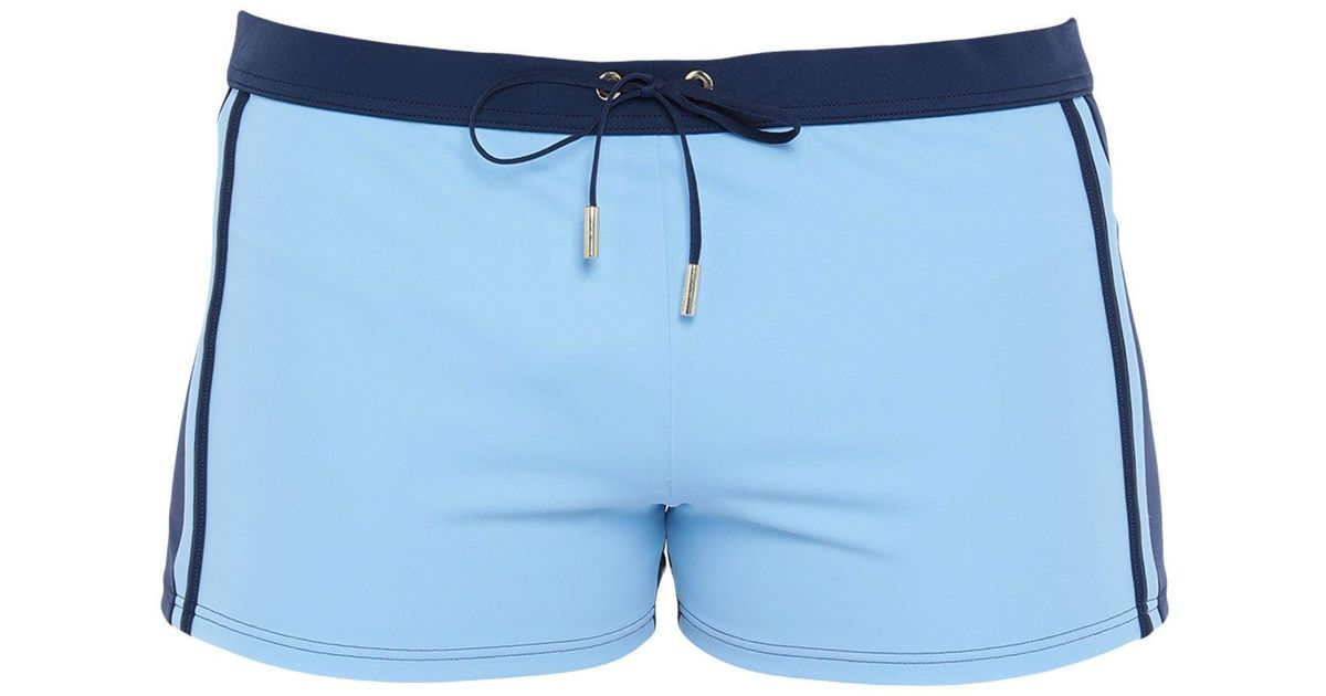 Aplaudir Periódico Elucidación  La Perla Synthetic Swim Trunks in Sky Blue (Blue) for Men - Lyst