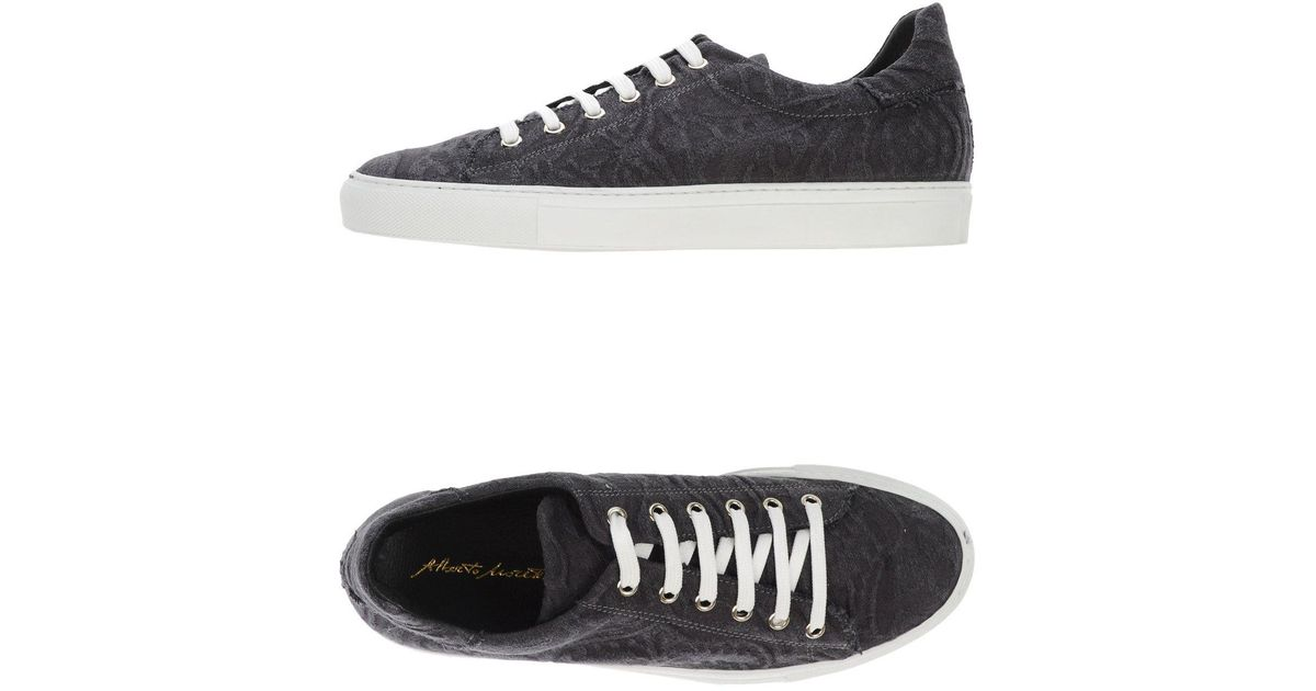 FOOTWEAR - Low-tops & sneakers Alberto Moretti