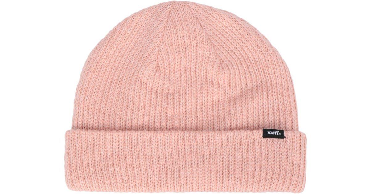 4d11da9dcd8 Vans Hat in Pink - Lyst