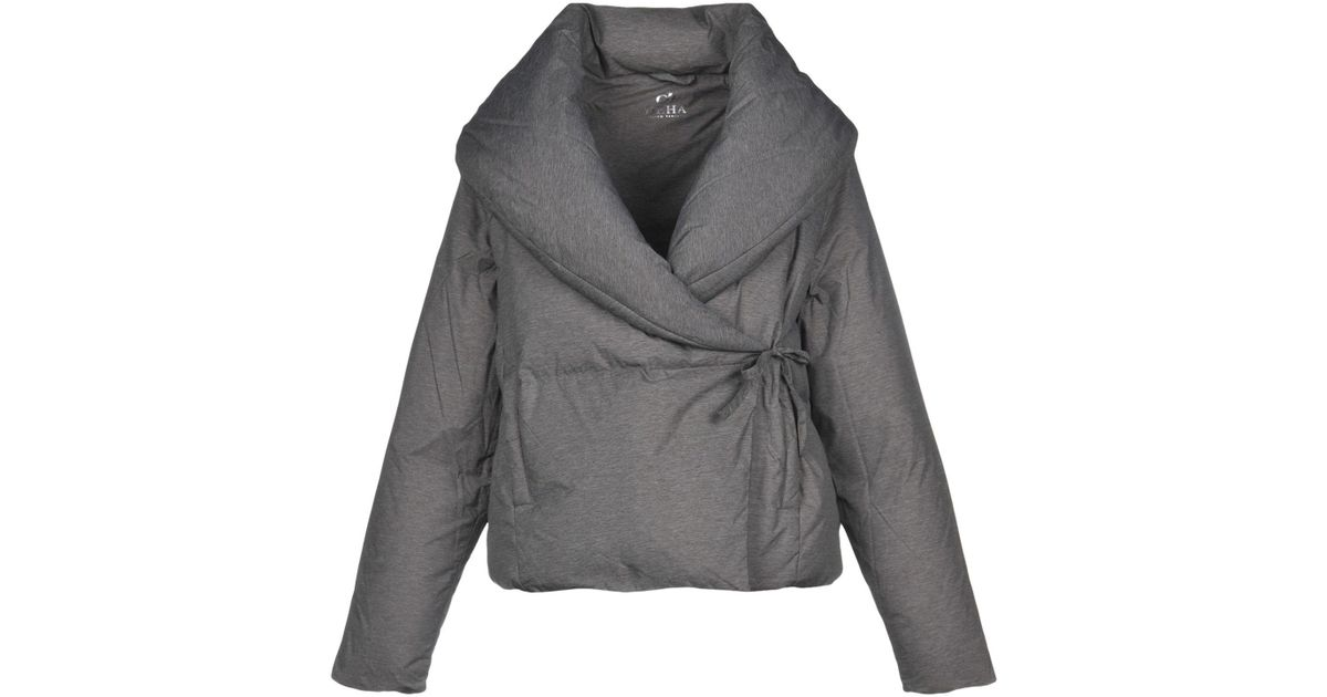 hot sale online 93dd6 a7f60 Deha Gray Down Jacket
