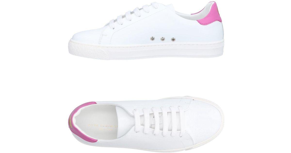 FOOTWEAR - Low-tops & sneakers Anya Hindmarch MY5AGJ0dnk