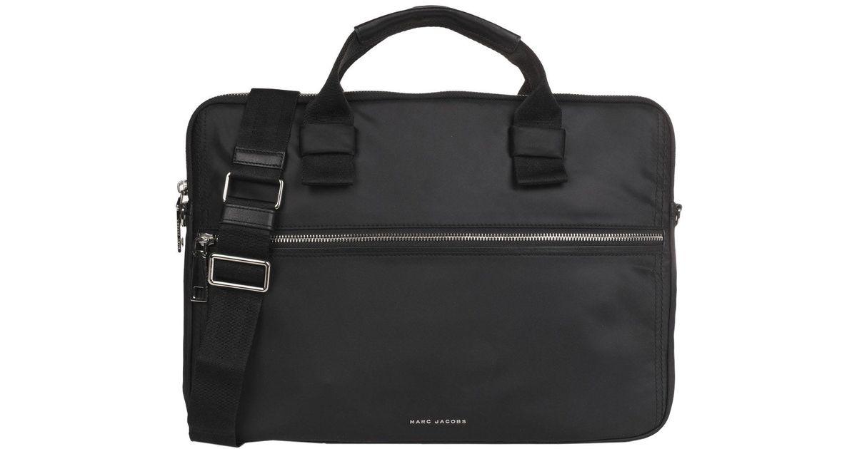 68fed573349b Lyst - Marc Jacobs Work Bags in Black