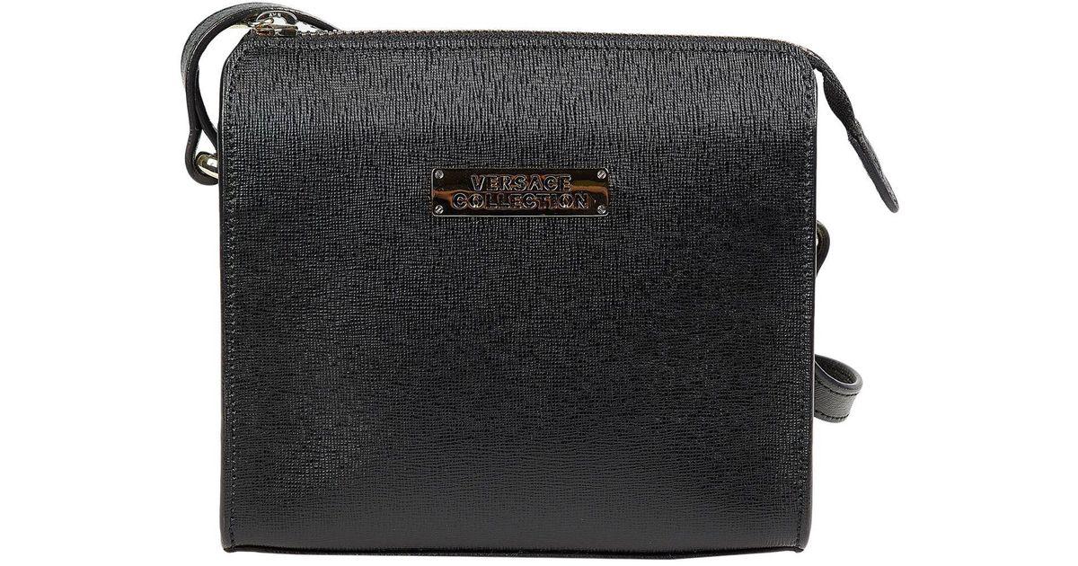 04aced8d Versace - Black Work Bags - Lyst