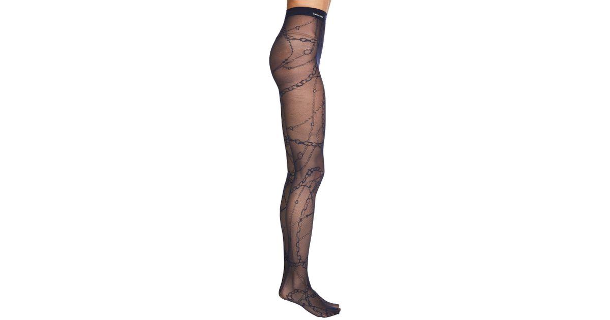 balenciaga stocking