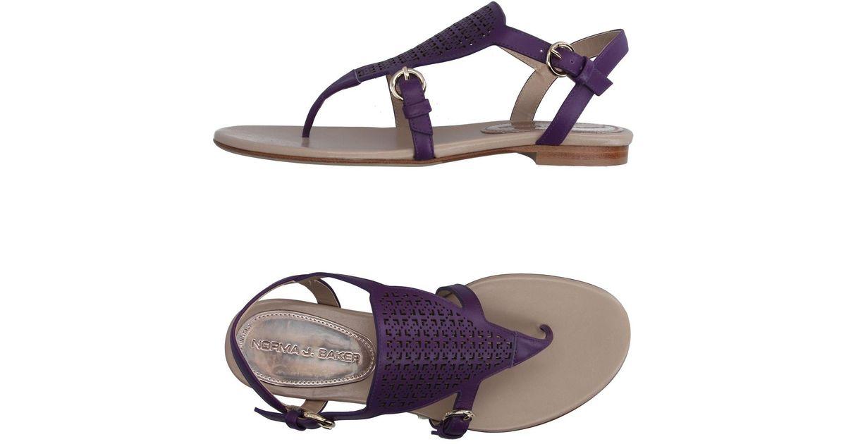 FOOTWEAR - Toe post sandals Norma J.Baker kKNVbUn