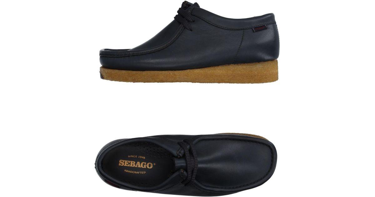 FOOTWEAR - Lace-up shoes Sebago ly1GGQKN