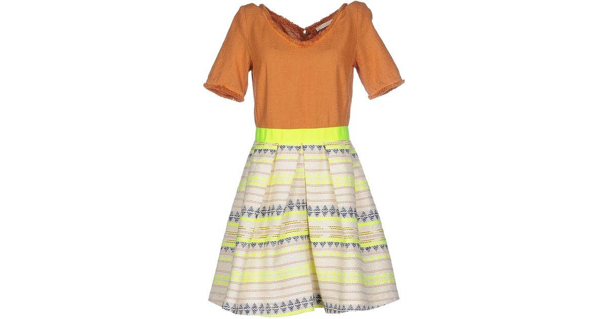 DRESSES - Short dresses Nioi CPmKJA