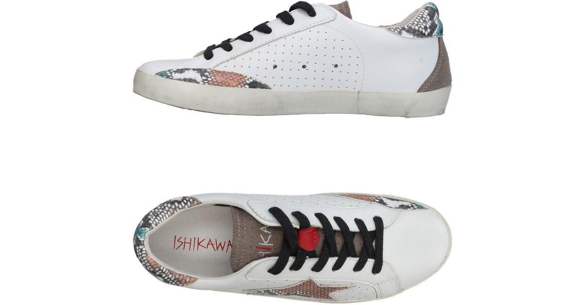 FOOTWEAR - Low-tops & sneakers Ishikawa NSbFXy