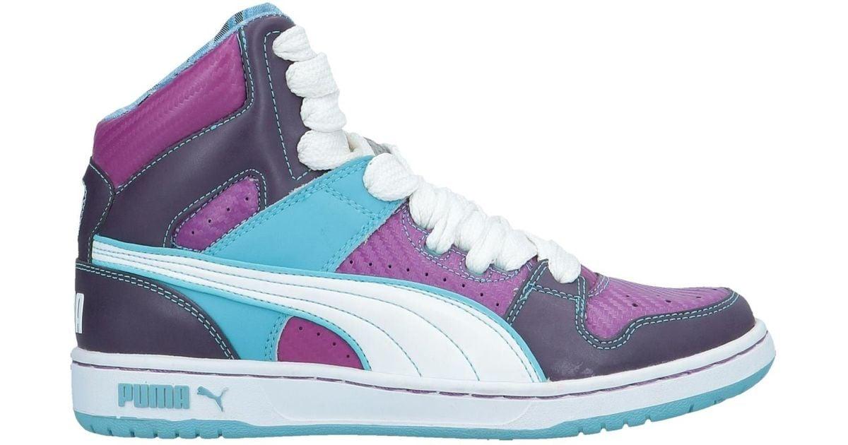 PUMA Rubber High-tops \u0026 Sneakers in