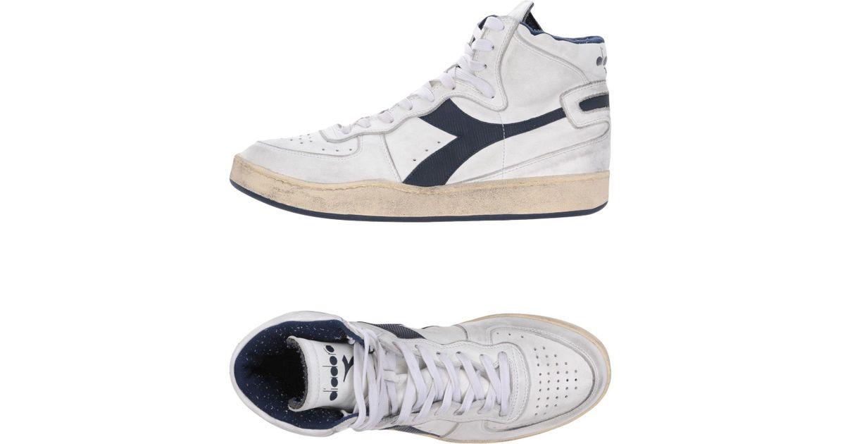 aaf6739f31 Diadora White High-tops & Sneakers for men