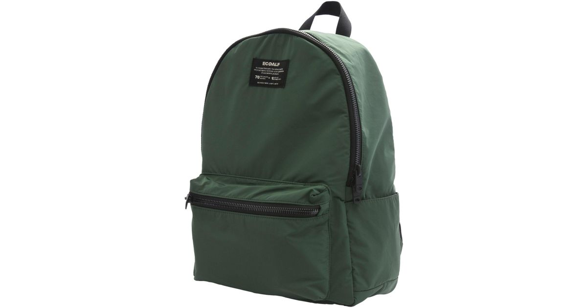 BAGS - Backpacks & Bum bags Ecoalf KmbXYIyjSE