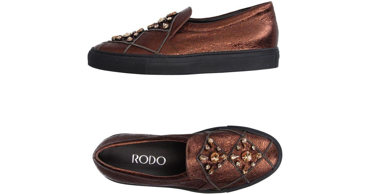 FOOTWEAR - Low-tops & sneakers Rodo Cheap Sale Online qfLFlkp