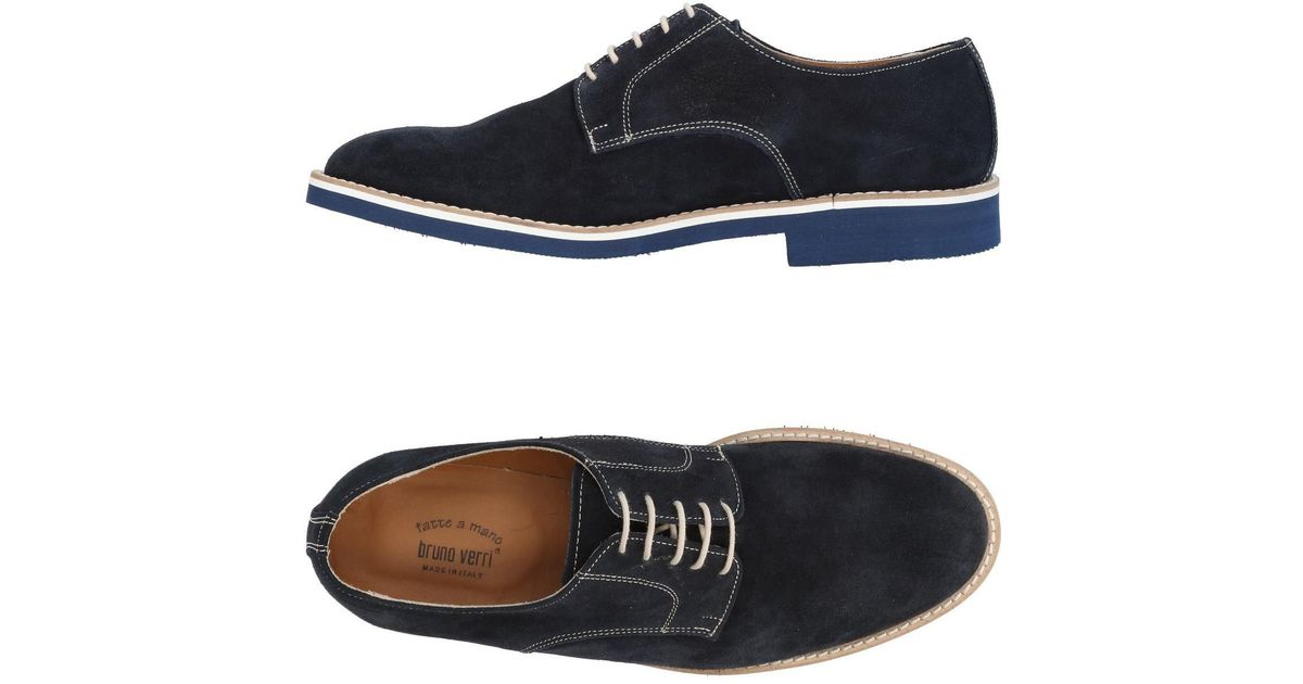 FOOTWEAR - Lace-up shoes Bruno Verri 1AbefE