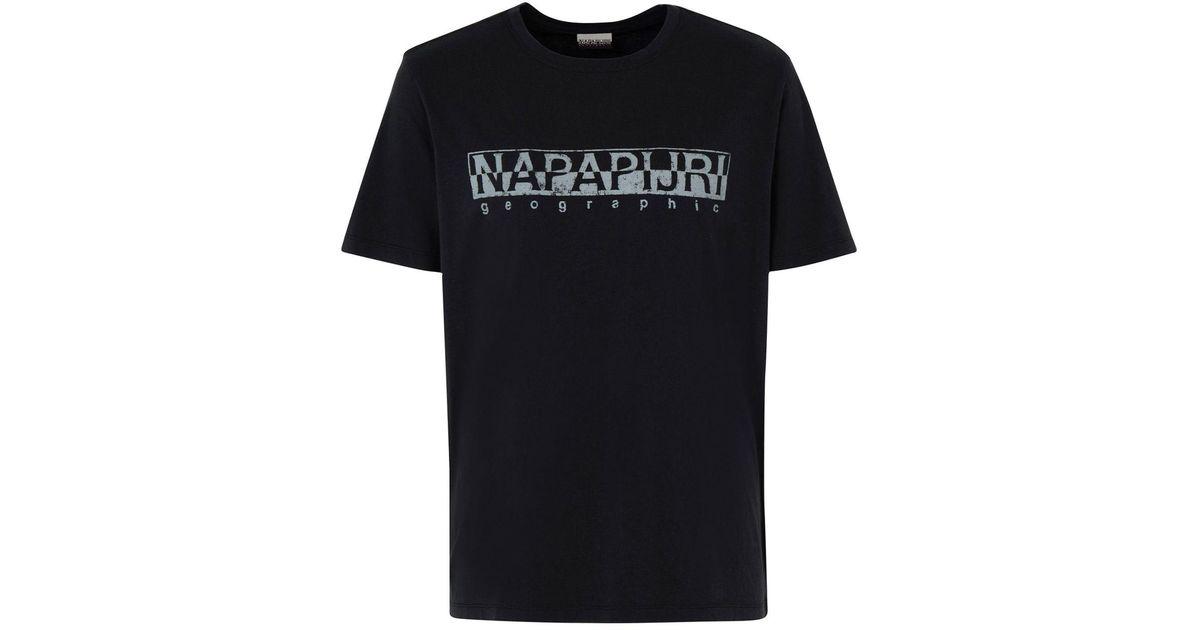 NAPAPIJRI SYLA Bright White T-Shirt