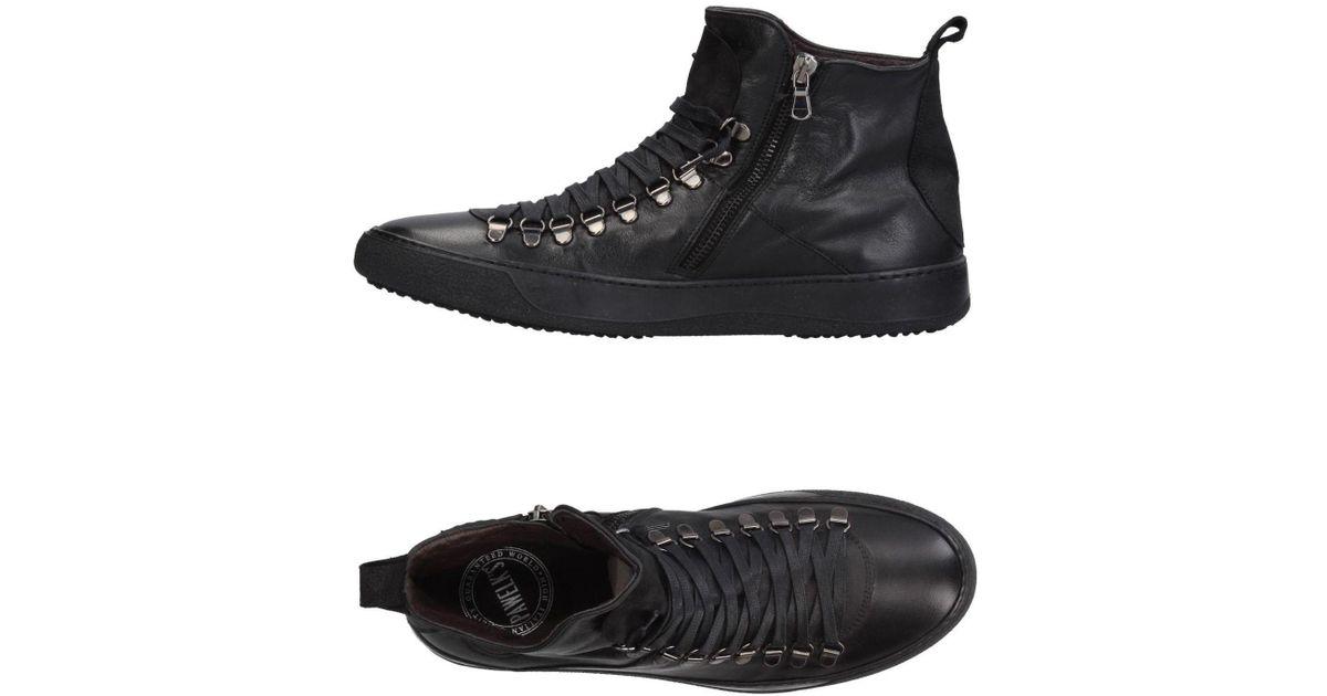 Pawelk De Haute-tops Et Chaussures De Sport dJ5m0