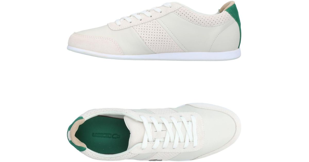 5ad73260ba2dae Lyst - Lacoste Low-tops   Sneakers in White for Men