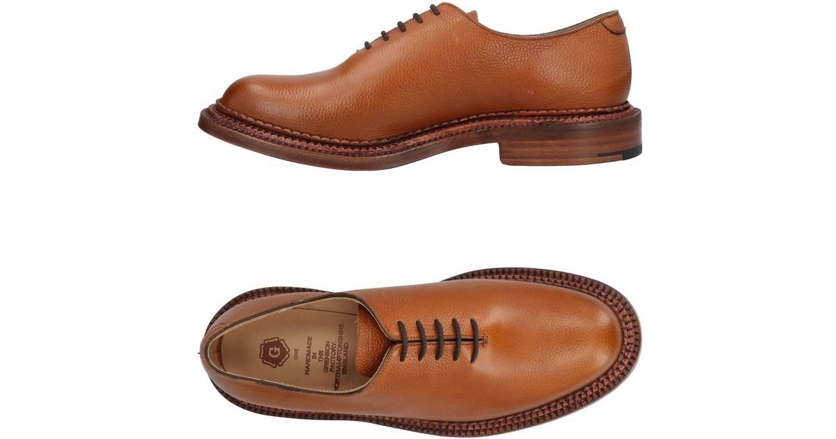 Grenson Chaussures À Lacets Xtoof
