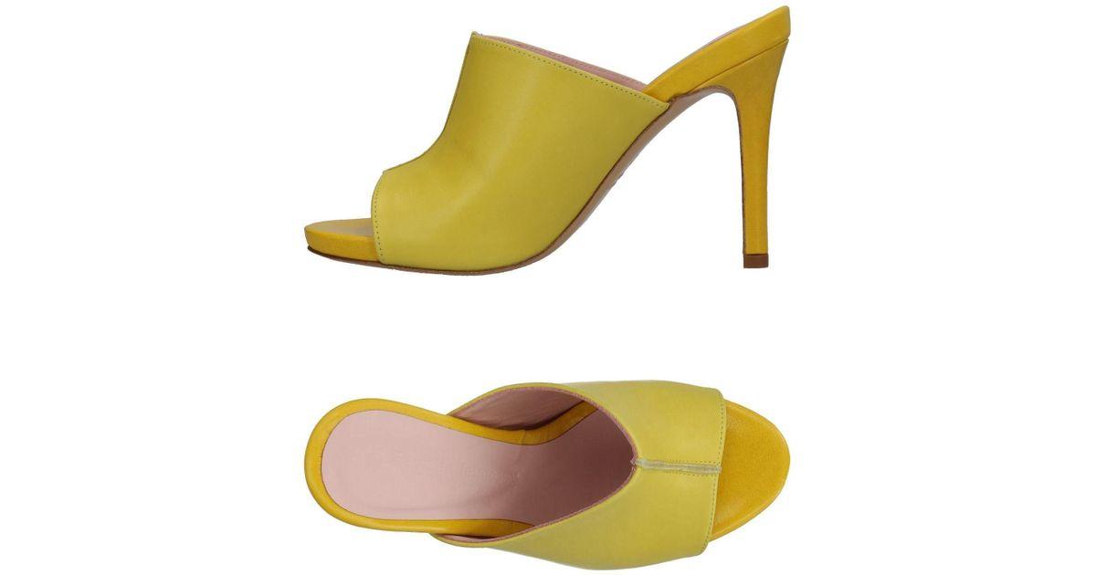 FAUZIAN JEUNESSE Sandals cheap sale 2014 unisex 2SpDAYd