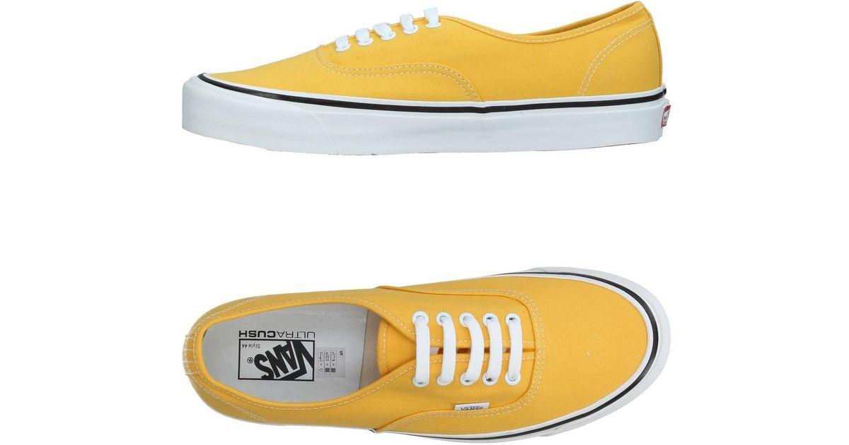 Vans Canvas Low-tops \u0026 Sneakers in