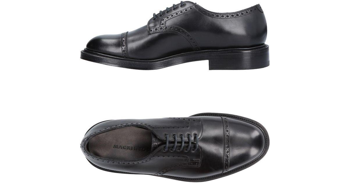 Mackintosh Chaussures À Lacets oTbdlL