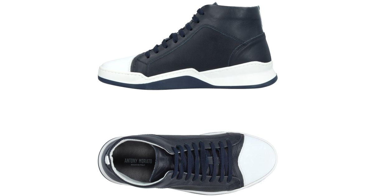 FOOTWEAR - High-tops & sneakers on YOOX.COM Antony Morato i50O2