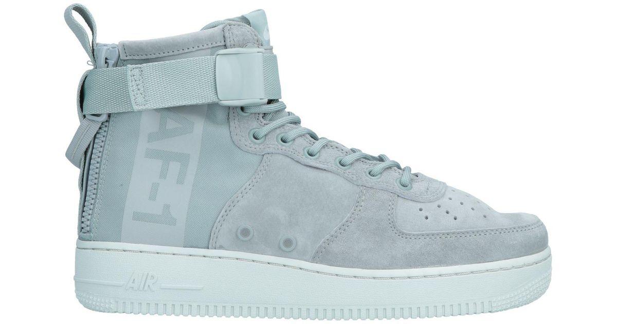 Nike Leather High-tops \u0026 Sneakers in