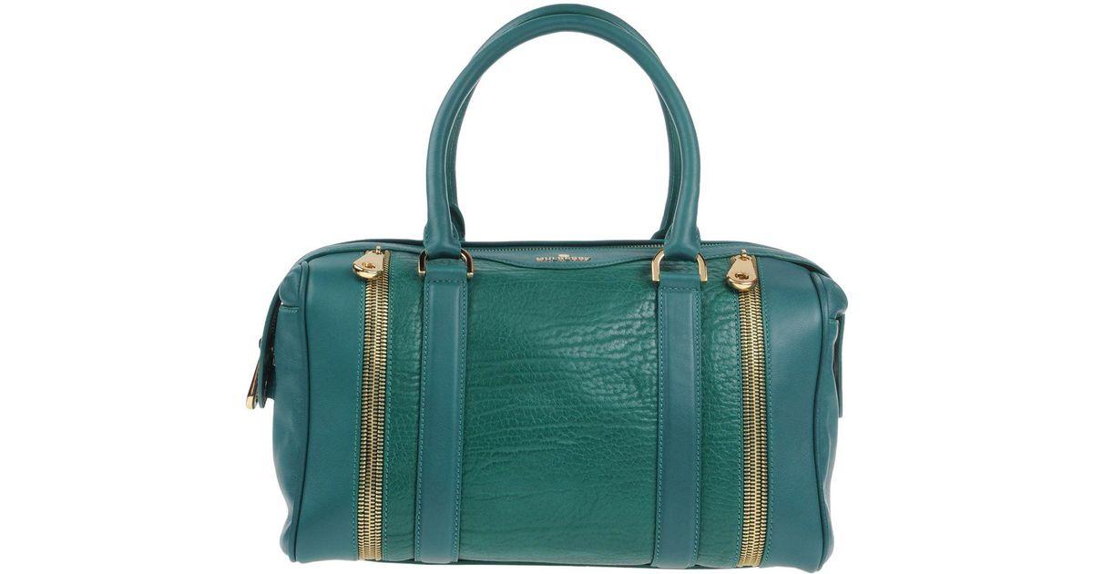 2fd40232573 Lyst - Mulberry Handbag in Green