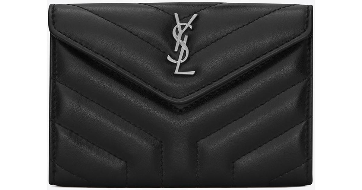 Saint Laurent Lou Lou Envelope Wallet EUAoIsYTO4