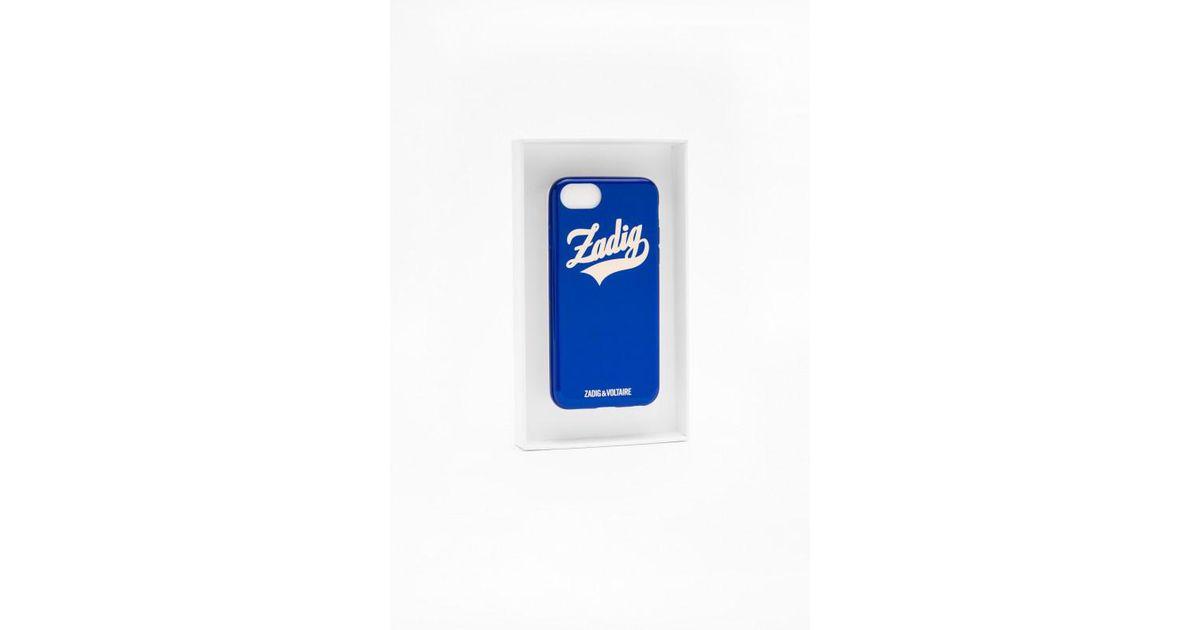 coque iphone 6 zadig