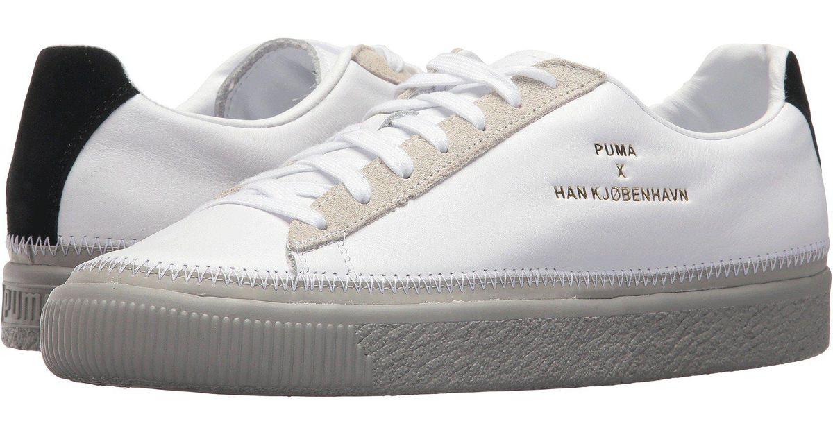 PUMA Leather X Han Kjobenhavn Basket