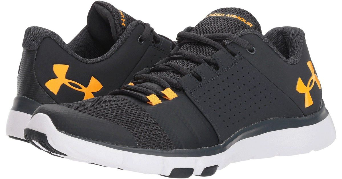 Under Armour Synthetic Ua Strive 7 for