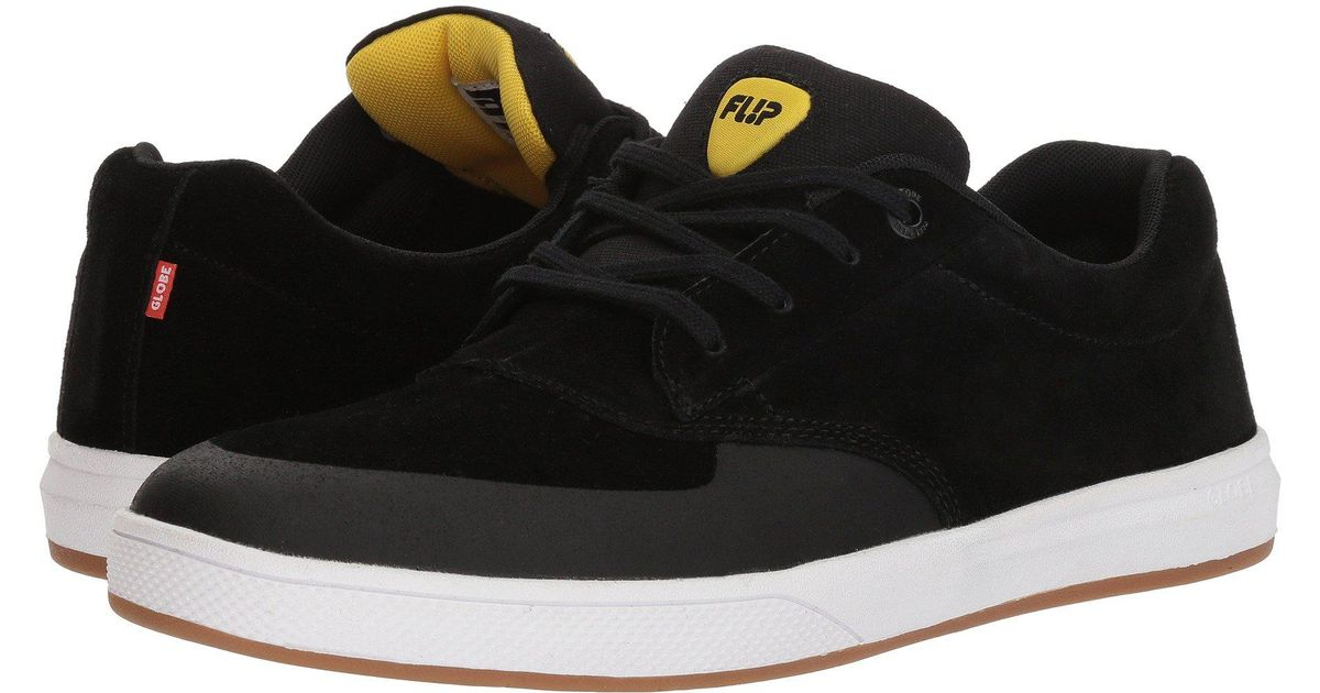 1e25ab88a1 Lyst - Globe The Eagle Sg (black butter Flip) Men s Skate Shoes in Black  for Men